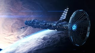 INFINITY - Epic Futuristic Music Mix   Atmospheric Sci-Fi Music