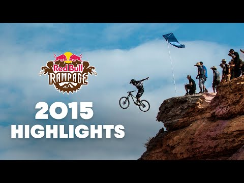 Red Bull Rampage 2015: Top Freeride Mountain Bike Highlights