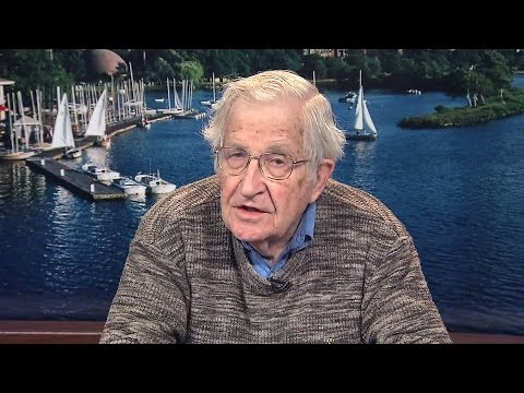 Chomsky: Today's Republican Party is a Candidate for Most Dangerous Organization in Human History