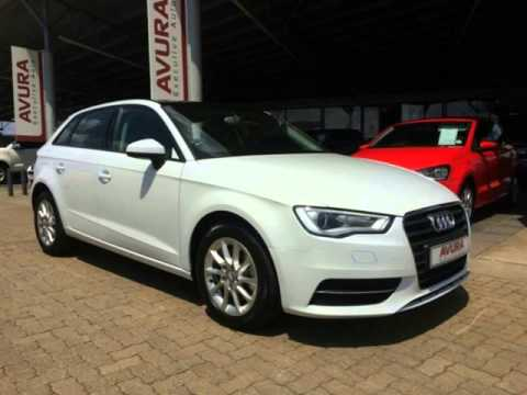 2014 AUDI A3 SPORTBACK 1.6 TDI STRONIC Auto For Sale On Auto Trader South Africa