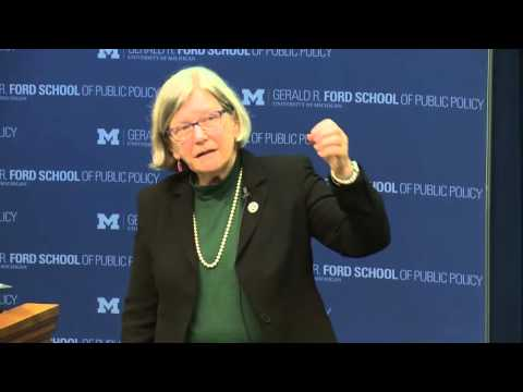 .@fordschool - Sister Simone Campbell: Mending the gaps