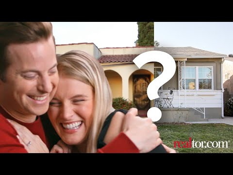 Couple Buys A House For The First Time • Ned & Ariel