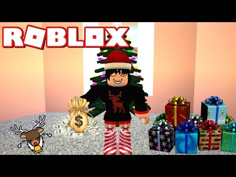ROBLOX ROCITIZENS CHRISTMAS 🎄 SOMEONE GAVE ME MONEY AGAIN. WHY? MOVING FROM MY APARTMENT TO MY HOUSE