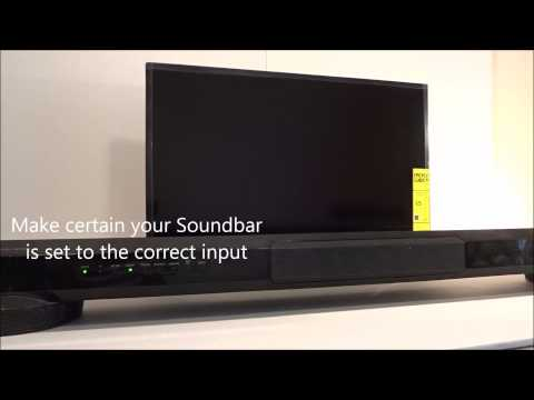 How to control the volume of your soundbar using your TV remote