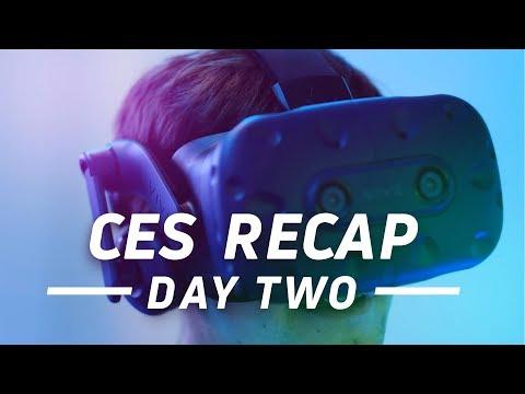 CES 2018 Day 2 Recap