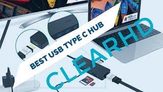 The Best USB TYPE C HUB