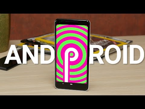 Android P Preview and top new features