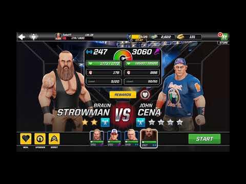 WWE Mayhem restarting pt10