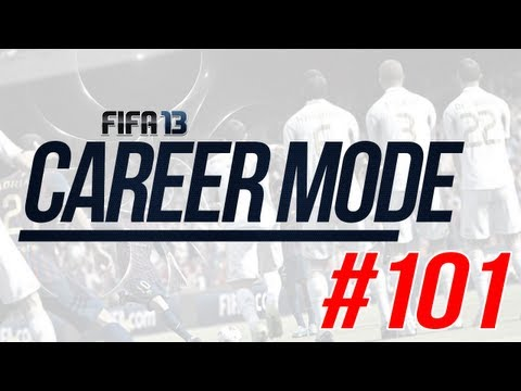 FIFA 13 - Career Mode - #101 - The Job Is Done
