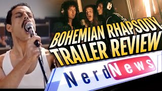 Bohemian Rhapsody Trailer #1 | Review and Reaction