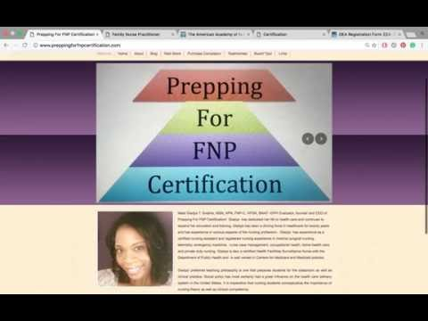 GETTING CREDENTIALED: TUTORIAL FOR THE NEW GRADUATE NURSE PRACTITIONER