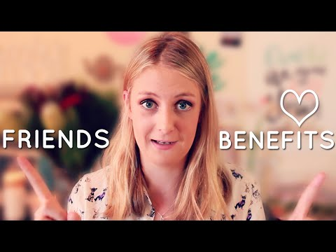FRIENDS WITH BENEFITS!?