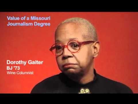 Dorothy J. Gaiter: What the J-School Means to Me