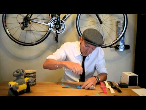 Nixon Time Teller P DIY Watch Battery Replacement