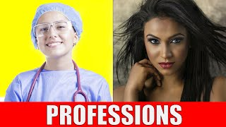 Professions, Occupations and Jobs in English Vocabulary and What They Do?