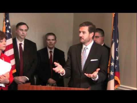 Press Conference About Dayton VA Dental Center