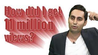 Why Danish Ali ditched medicine for comedy | SAMAA ORIGINALS
