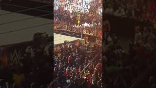 Manchester WWE new champion AJ Styles