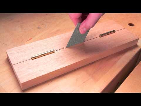 How to Hang Inset Doors