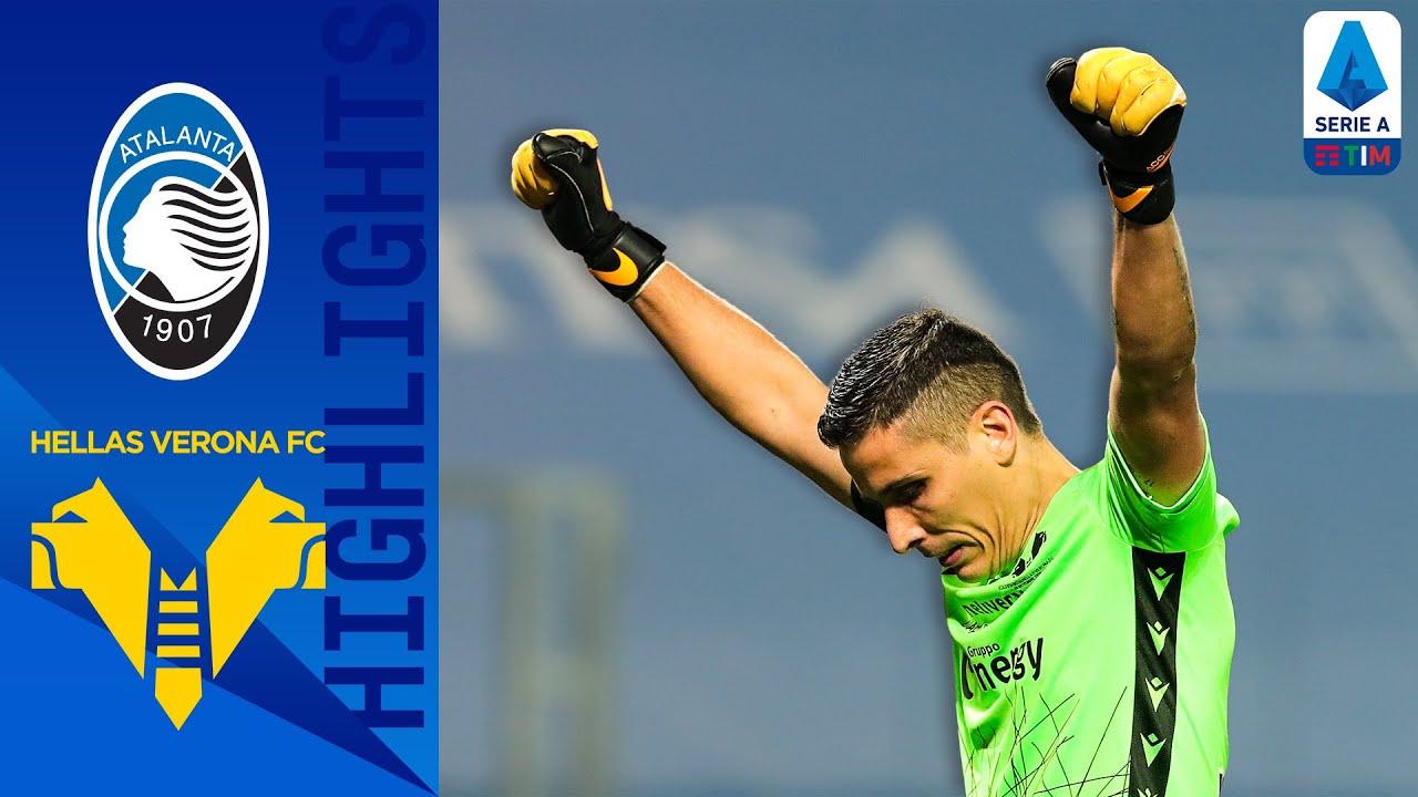Atalanta 0-2 Hellas Verona   Visitors Leapfrog Hosts thanks to Veloso & Zaccagni goals   Serie A TIM