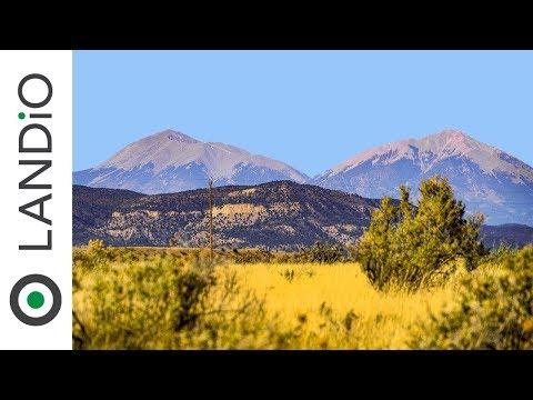 SOLD : 35.5 Acres with Electricity, Telecom & Road Frontage near Trinidad, Colorado