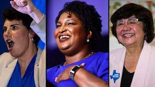 Meet the Women Who Made History in This Week's Elections | NYT News