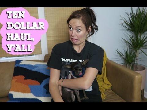 Ten Dollar Haul: This is a Weird One
