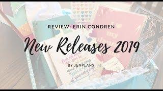 Erin Condren 2019 Valentine's Day New Releases