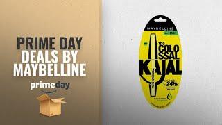 Maybelline Prime Day Deals 2018: Maybelline New York Colossal Kajal, Black, 0.35g
