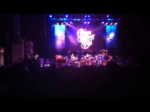 Allman Brothers - Leave My Blues At Home 10/27/14