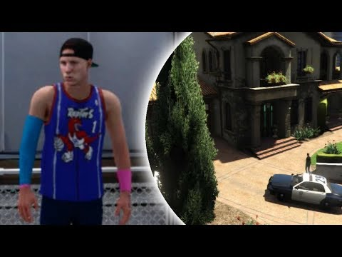 DJ MOVES INTO A NEW HOUSE IN BROOKLYN! NBA 2K18 My Career