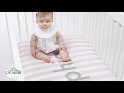 Design Your Own Crib Sheet