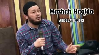 Mazhab Haqida... (Abdulatif Qori) 2016
