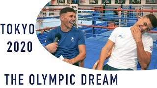 Luke & Pat McCormack: TERRIFIC TWINS dish the dirt on each other | GB Boxing
