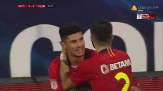 Rezumat FC Botosani - FCSB 0-2. Revansa ros-albastrilor I etapa 16 Liga 1 2019-2020