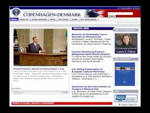 USA Consul Denmark and Mario Herrera phone call