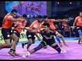 Pro Kabaddi 2019 U Mumba Vs Bengaluru Bulls Highlights Hindi