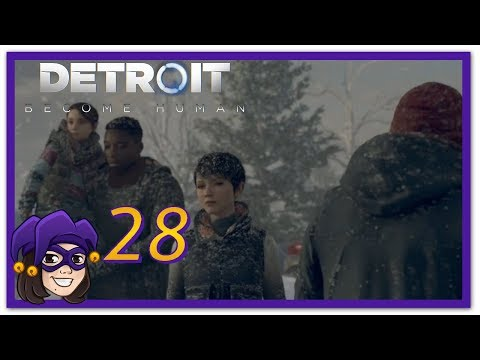 Lowco Plays Detroit: Become Human (Part 28)