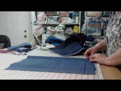 DIY Classroom Chair Pockets