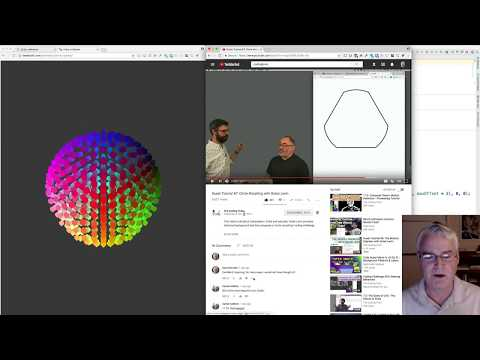 Cube to Sphere Morphing