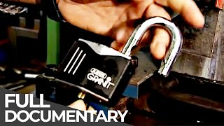 ► HOW IT WORKS - Episode 11 - Padlocks, Fairground Attraction, Synthetic Leather, Herbs de Provence