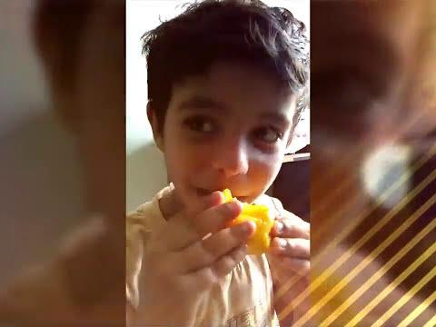 Sometime fast seeking makes us happy.. Ft. My nephew (harsh)