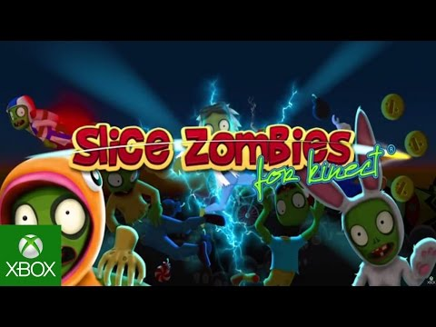 Slice Zombies for Kinect on Xbox One