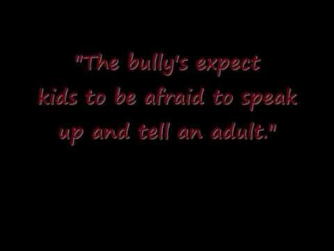 Bullying (Kids/Teens)