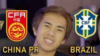 HOW GOOD IS CHINA PR IN FIFA 18?