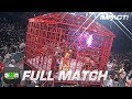 10 Man X Division Steel Asylum Cage Match TNA Bound For Glory 2008 IMPACT Wrestling Full Matches