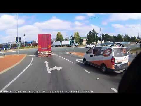Truck driving 11 Interstate work