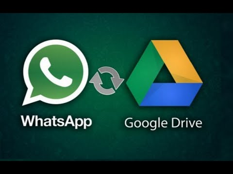 How to Backup WhatsApp Chat to Google Drive