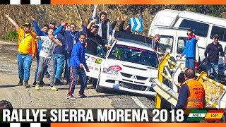 Rallye Sierra Morena 2018 CRASH & SHOW [1080p50] #CERA
