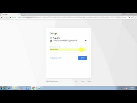 How to see friends facebook or Gmail account saved password without knowing Desktop Password
